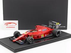 Nigel Mansell Ferrari 640 #27 fórmula 1 1989 1:18 GP Replicas