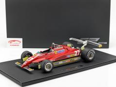 Gilles Villeneuve Ferrari 126C2 #27 Long Beach GP formula 1 1982 1:12 GP Replicas