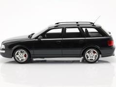 Audi Avant RS2 Baujahr 1994 schwarz 1:18 OttOmobile