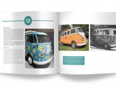 VW Bulli T1 календарь появления 2019: Volkswagen VW Bulli T1 бирюзовый 1:43 Franzis
