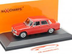 Alfa Romeo Giulia 1600 year 1970 red 1:43 Minichamps