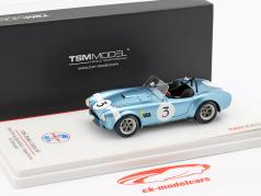 Shelby Cobra Roadster #3 Class Winner 500km Spa 1964 Bondurant 1:43 TrueScale
