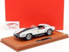 Ferrari TR58 Street Version 1958 silber 1:18 BBR
