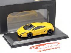 Lamborghini Gallardo amarelo  1:64 Kyosho