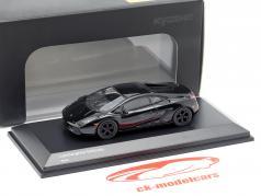 Lamborghini Gallardo preto  1:64 Kyosho