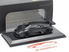 Lamborghini Murcielago R-GT Team JLOC mat black 1:64 Kyosho