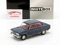 Fiat 125 Special Baujahr 1968-1972 dunkelblau 1:24 WhiteBox