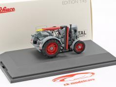 Eicher ED 16 Traktor mit Mähbalken grau 1:43 Schuco