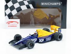 Jonathan Palmer Tyrrell 018 #3 Frankreich GP Formel 1 1989 1:18 Minichamps