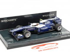 Nico Hülkenberg Williams FW32 #10 formula 1 2010 1:43 Minichamps