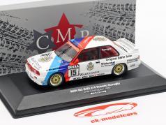 BMW M3 E30 #15 DTM mester 1989 Roberto Ravaglia 1:43 CMR