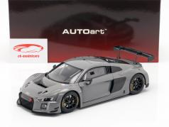 Audi R8 LMS Plain Body Version 2016 nardo grau 1:18 AUTOart