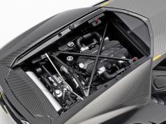 Lamborghini Centenario LP770-4 築 2017 明確な カルボン 1:18 AUTOart