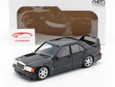 Mercedes-Benz 190E 2.5-16V Evolution II Construction year 1990 black 1:18 Solido