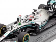 L. Hamilton Mercedes-AMG F1 W10 #44 победитель Китай GP формула 1 2019 1:43 Spark