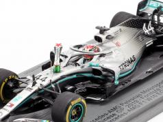 L. Hamilton Mercedes-AMG F1 W10 #44 Winner China GP formula 1 2019 1:43 Spark