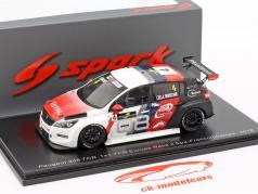 Peugeot 308 #4 Vinder TCR Europe Race 2 Spa-Francorchamps 2018 Briche 1:43 Spark
