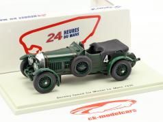 Bentley Speed Six #4 Winner 24h LeMans 1930 Barnato, Kidston 1:43 Spark