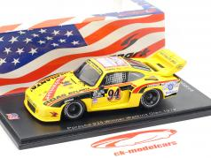 Porsche 935 #94 Winner Watkins Glen 6h 1979 D. Whittington, Ludwig, B. Whittington 1:43 Spark