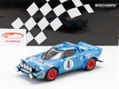 Lancia Stratos HF #4 Winner Rallye Monte Carlo 1979 Darniche, Mahe 1:18 Minichamps