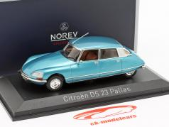 Citroen DS23 Pallas Baujahr 1974 delta blau metallic 1:43 Norev