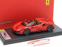 Ferrari 488 Pista Spider year 2018 corsa red 1:43 LookSmart