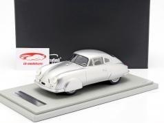 Porsche 356 SL Street Version año de construcción 1951 plata 1:18 Tecnomodel
