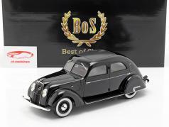 Volvo PV36 Carioca ano de construção 1935 preto 1:18 BoS-Models