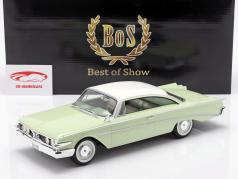 Edsel Ranger Hardtop ano de construção 1960 cal / branco 1:18 BoS-Models
