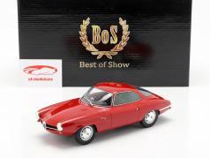 Alfa Romeo Giulietta SS Baujahr 1961 rot 1:18 BoS-Models