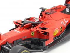 Charles Leclerc Ferrari SF90 #16 формула 1 2019 1:18 Bburago