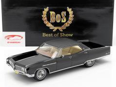 Buick Electra 224 4 Door Coupe ano de construção 1968 preto 1:18 BoS-Models