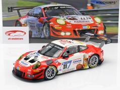 Porsche 911 (991) GT3 R #31 24h Nürburgring 2018 Frikadelli 1:18 Minichamps