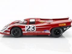 Porsche 917K #23 gagnant 24h LeMans 1970 Attwood, Herrmann 1:18 CMR