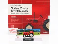 Porsche Oldtimer трактор Advent Calendar 2019: Porsche Master 419 1:43 Franzis