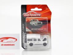 Land Rover Defender 110 silver 1:64 Majorette