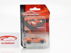 Nissan GT-R laranja 1:64 Majorette