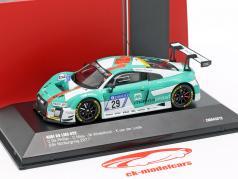 Audi R8 LMS #29 勝者 24h Nürburgring 2017 Audi Sport Team Land 1:43 CMR