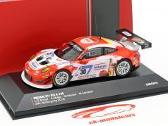Porsche 911 GT3 R #30 24h Nürburgring 2018 Frikadelli Racing Team 1:43 CMR