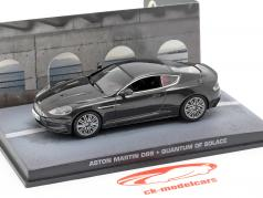 Aston Martin DBS James Bond Movie Quantum of Solace Car 1:43 Ixo