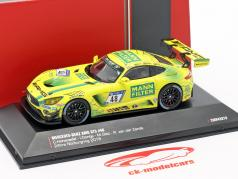 Mercedes-Benz AMG GT3 #48 24h Nürburgring 2018 Team Mann Filter 1:43 CMR