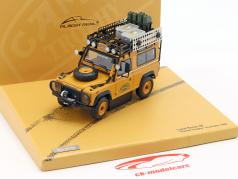 Land Rover 90 Camel Trophy Australia 1986 1:43 Almost Real