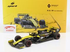 Nico Hülkenberg Renault R.S.19 #27 australske GP formel 1 2019 1:18 Spark