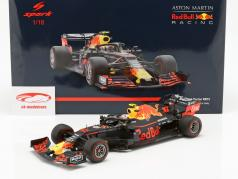 Pierre Gasly Red Bull Racing RB15 #10 6th kinesisk GP formel 1 2019 1:18 Spark