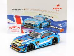 Mercedes-Benz AMG GT3 #75 2nd 12h Bathurst 2018 SunEnergy1 Racing 1:18 Spark
