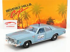 Plymouth Fury Detroit Police 1977 filme Beverly Hills Cop (1984) 1:18 Greenlight