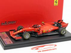 Charles Leclerc Ferrari SF90 #16 5 chinois GP formule 1 2019 1:43 LookSmart