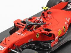 Charles Leclerc Ferrari SF90 #16 5th Chinese GP formula 1 2019 1:43 LookSmart