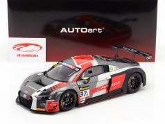 Audi R8 LMS #37A vencedor 12h Bathurst 2018 Frijns, Leonard, Vanthoor 1:18 AUTOart