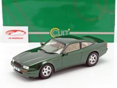 Aston Martin Vantage ano de construção 1988 verde escuro metálico 1:18 Cult Scale